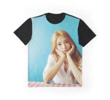 Sistar korean Pop Bora Graphic T-Shirt
