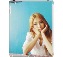 Sistar korean Pop Bora iPad Case/Skin