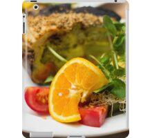 Delicious Lasagna - Food Photography iPad Case/Skin