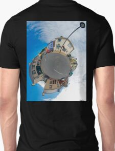 Kilcar Main Street - Sky Out Unisex T-Shirt