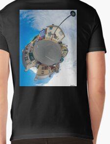 Kilcar Main Street - Sky Out Mens V-Neck T-Shirt