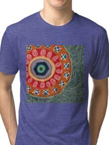 Circle upon Circle Tri-blend T-Shirt