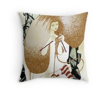 Montage Throw Pillow