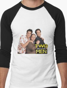 Two and a Half Men Men's Baseball ¾ T-Shirt