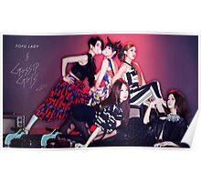 Popu Girls Poster
