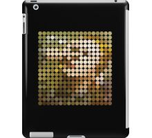 David Bowie, Hunky Dory, Benday Dots iPad Case/Skin