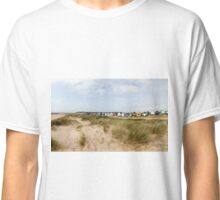 Over the Dunes at Mudeford Spit Classic T-Shirt