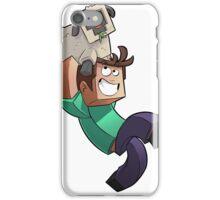 Minecraft Quest iPhone Case/Skin