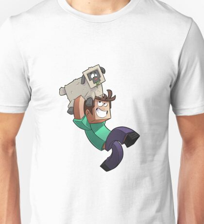 Minecraft Quest Unisex T-Shirt