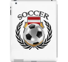 Austria Soccer 2016 Fan Gear iPad Case/Skin