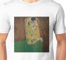 Tribute to Gustav Klimt Unisex T-Shirt