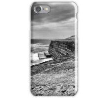 The Cobb at Lyme Regis 2 iPhone Case/Skin