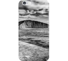 West Bay to Burton Bradstock iPhone Case/Skin