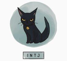 MBTI Cats: INTJ Baby Tee