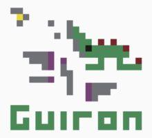 Guiron Pixel Kids Tee