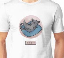 MBTI Cats: INTP Unisex T-Shirt