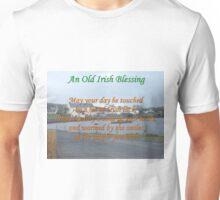 Old Irish Blessing #4 Unisex T-Shirt