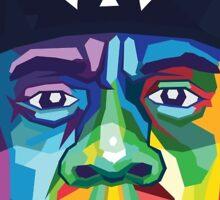 Jay-Z Sticker