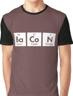 Bacon Element  Graphic T-Shirt