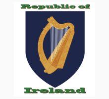 Republic of Ireland Kids Tee