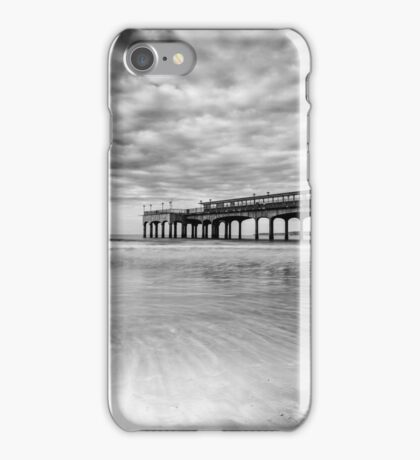 Big Sky at The Pier  iPhone Case/Skin