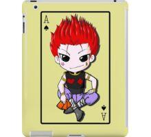 Hunter X Hunter Hisoka  iPad Case/Skin