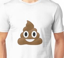 Poo Emoji Unisex T-Shirt