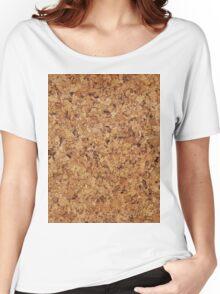 Cork Women's Relaxed Fit T-Shirt