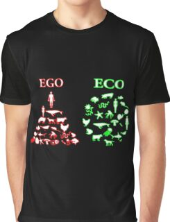 EGO_ECO Graphic T-Shirt