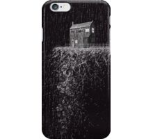 House on Small Mountain iPhone Case/Skin