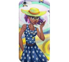 Swirl iPhone Case/Skin