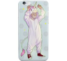 The merc with the mare iPhone Case/Skin