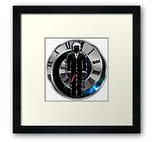 Doctor Who - 12th Doctor - Peter Capaldi Framed Print
