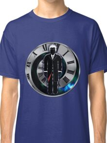Doctor Who - 12th Doctor - Peter Capaldi Classic T-Shirt