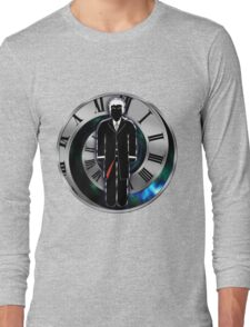 Doctor Who - 12th Doctor - Peter Capaldi Long Sleeve T-Shirt