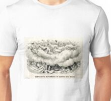 Democratic reformers in search of a head - 1876 - Currier & Ives Unisex T-Shirt