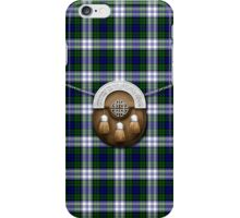 Black Watch Fashion Tartan And Sporran iPhone Case/Skin