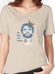 All Men Are Kings II Women's Relaxed Fit T-Shirt
