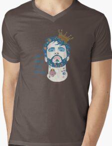 All Men Are Kings II Mens V-Neck T-Shirt