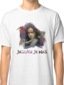 Jessica Jones - Brush Classic T-Shirt
