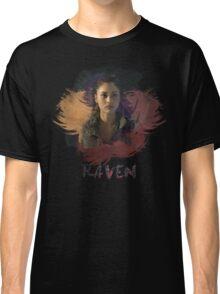 Raven - The 100 -  Brush Classic T-Shirt