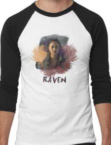 Raven - The 100 -  Brush Men's Baseball ¾ T-Shirt