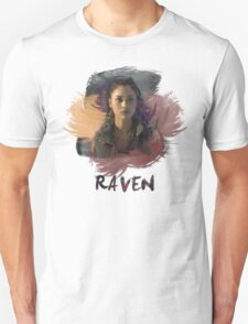 Raven - The 100 -  Brush T-Shirt