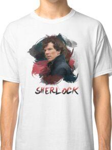 Sherlock Holmes Classic T-Shirt