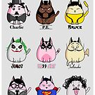 The Icons Cat vol.1 by jordygraph