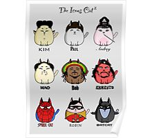 The Icons Cat vol.2 Poster