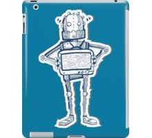 Tv Robot iPad Case/Skin