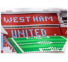 West Ham Poster
