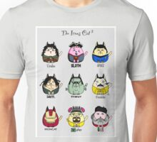 The Icons Cat vol.3 Unisex T-Shirt