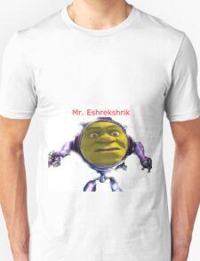 Mr. Eshrekshrik Unisex T-Shirt